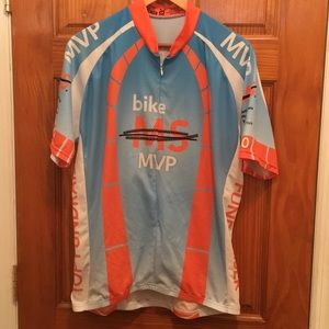 Other - Men's Cycling Jersey. Vomax Bike MS SIZE 2XL